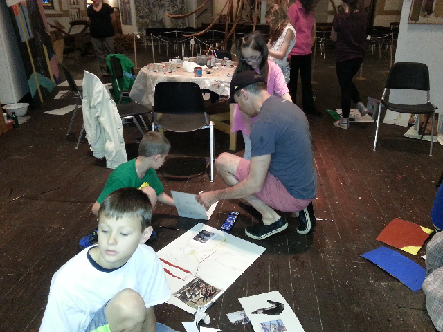 Art Classes Summer 2015