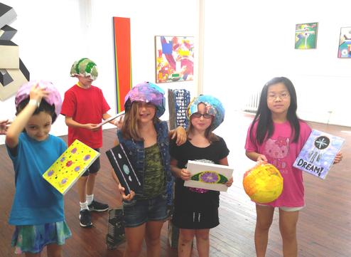Art Summer Classes Summer 2016