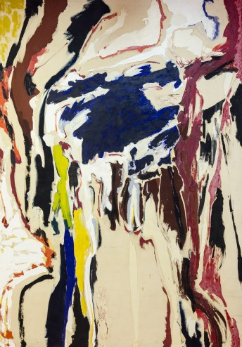 Ernest Briggs, Untitled, 1959, Oil on Canvas, 70x60