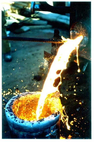 """CLICK HERE to see more info for: """"Making Art with Liquid Fire"""""""